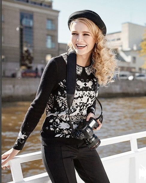 eb616f7777c Дизайнерская женская одежда Модная стильная женская одежда Мультибрендовая  одежда - Магазин Фьюжн